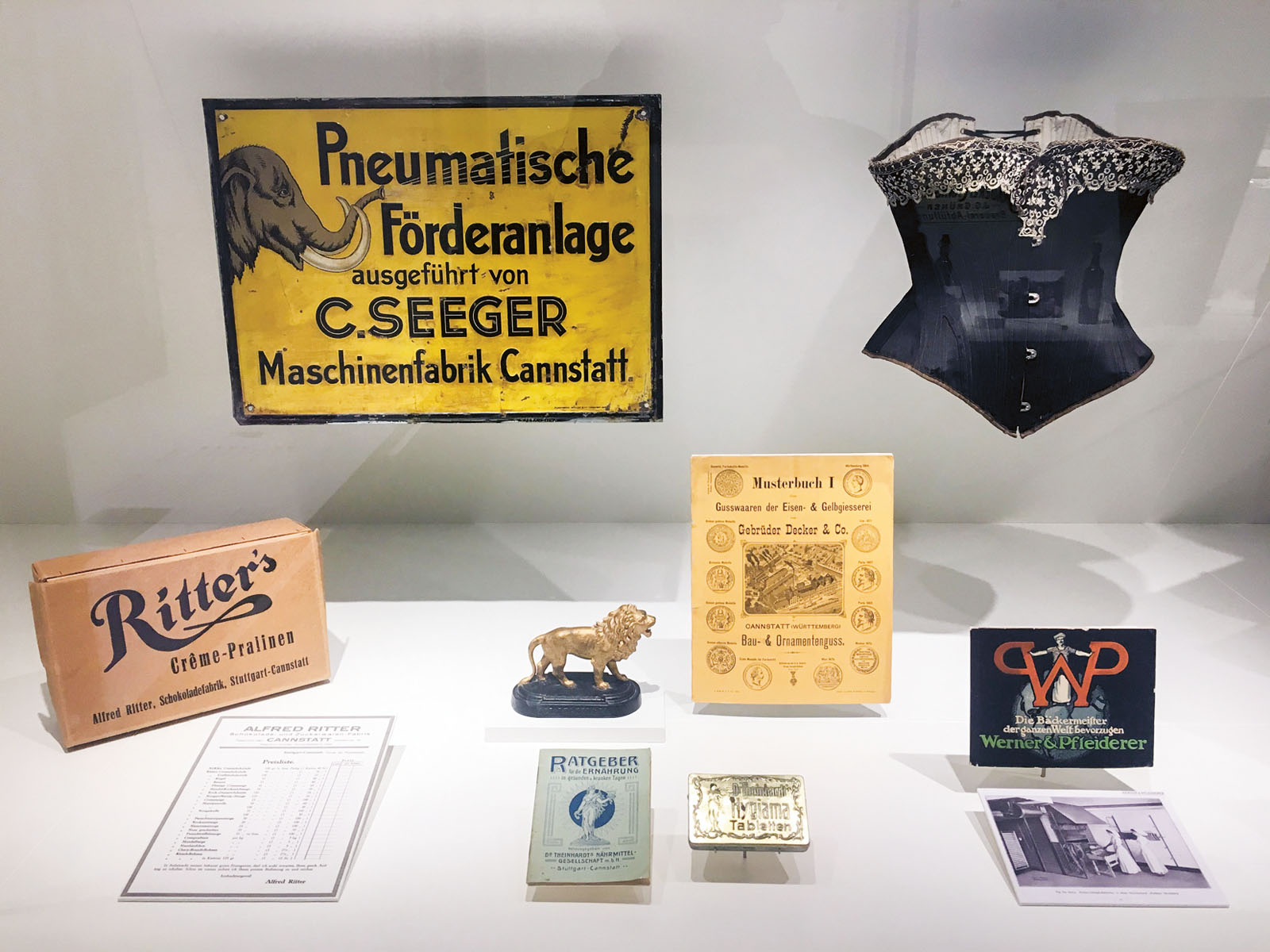 Lange Nacht der Museen Stuttgart - Stadtmuseum Bad Cannstatt Ausstellung 2
