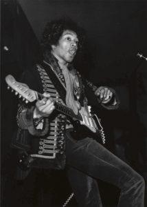 Lange Nacht der Museen Stuttgart - Theodor Heuss Haus Wilde Zeiten Jimi Hendrix