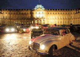 Lange Nacht der Museen Stuttgart - WAC Rollendes Museum Neues Schloss