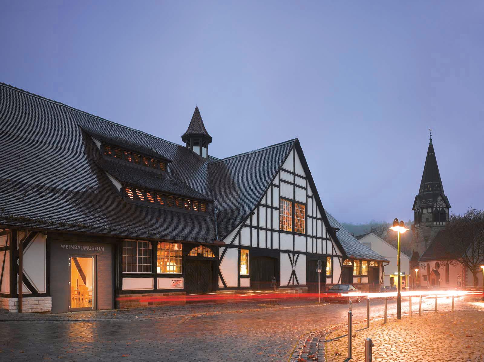 Lange Nacht der Museen Stuttgart - Ansicht Haupteingang