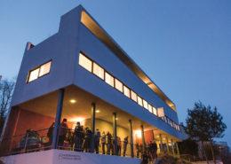 Lange Nacht der Museen Stuttgart - Weissenhofmuseum Aussenansicht