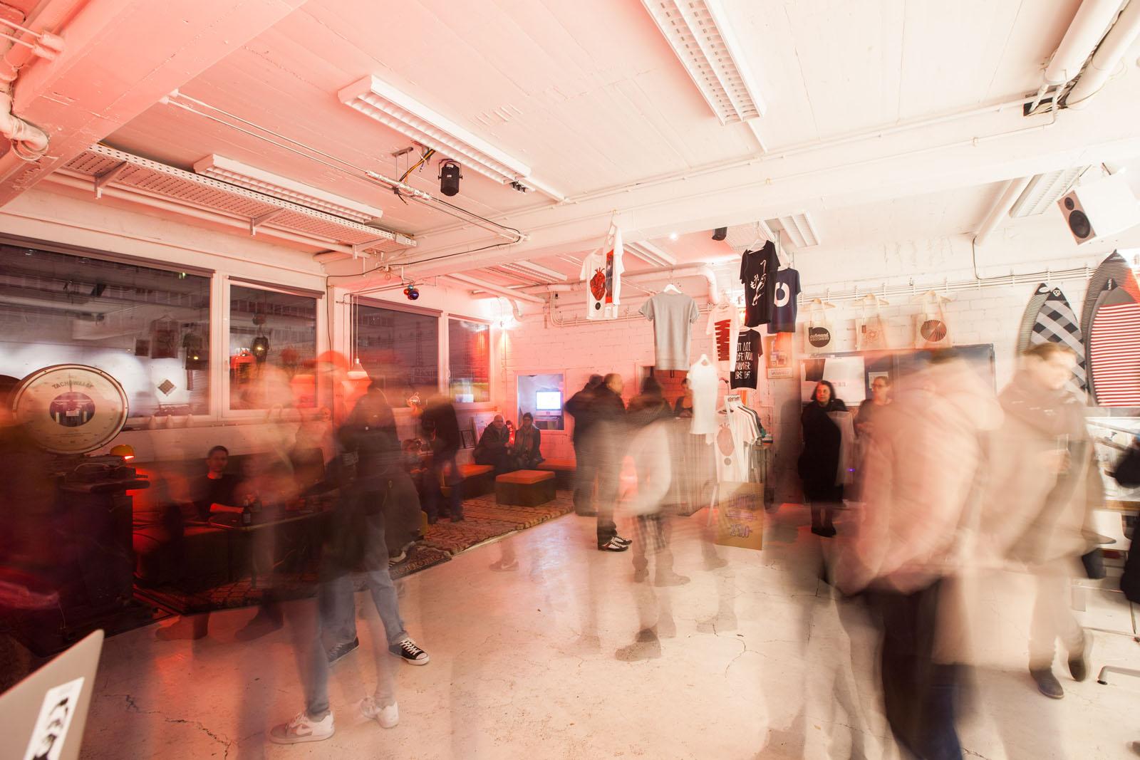 Lange Nacht der Museen Stuttgart - Schick Areal NeoNow