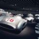 Lange Nacht der Museen Stuttgart - Mercedes Benz Museum Mythos 7