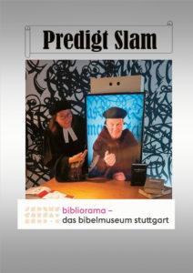 Lange Nacht der Museen Stuttgart - Bibliorama Predigt Slam