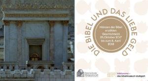 Lange Nacht der Museen Stuttgart - Bibliorama_Die Bibel und das liebe Geld
