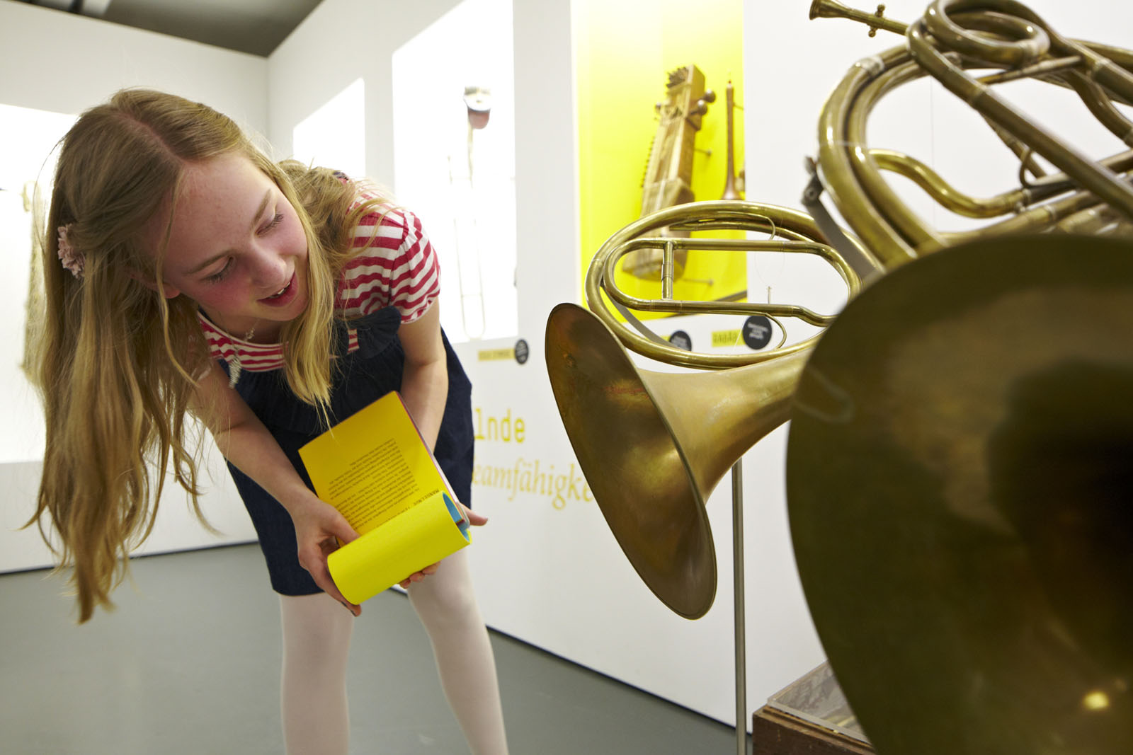 Lange Nacht der Museen Stuttgart - Fruchtkasten Musikinstrumente anders