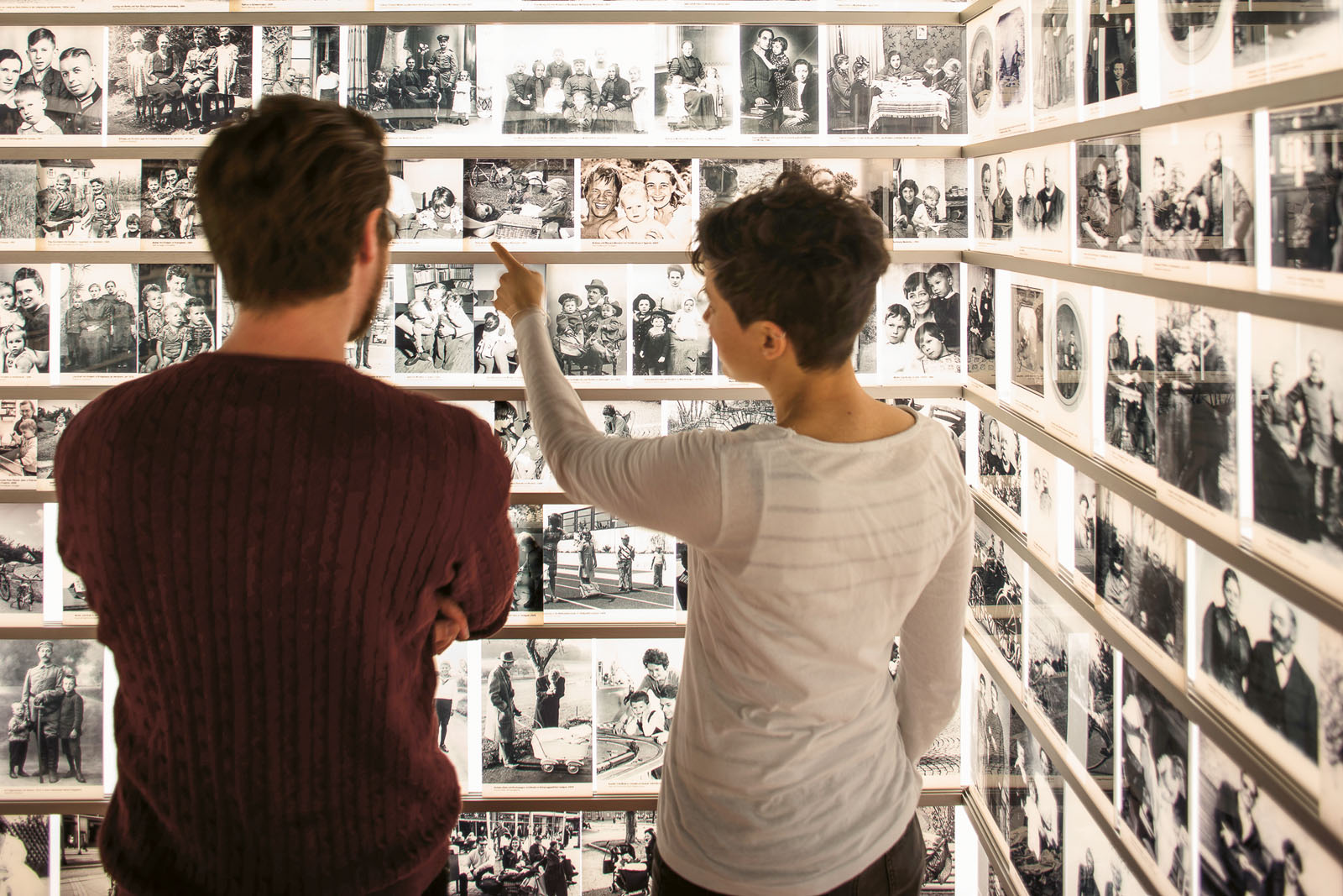 Lange Nacht der Museen Stuttgart - Haus der Geschichte Dauerausstellung