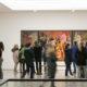Lange Nacht der Museen Stuttgart - Kunstmuseum Besucher