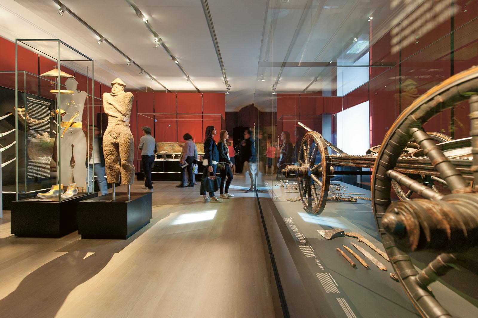 Lange Nacht der Museen Stuttgart - Landesmuseum Ausstellung 1