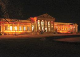 Lange Nacht der Museen Stuttgart - Museum Schloss Rosenstein Aussenansicht
