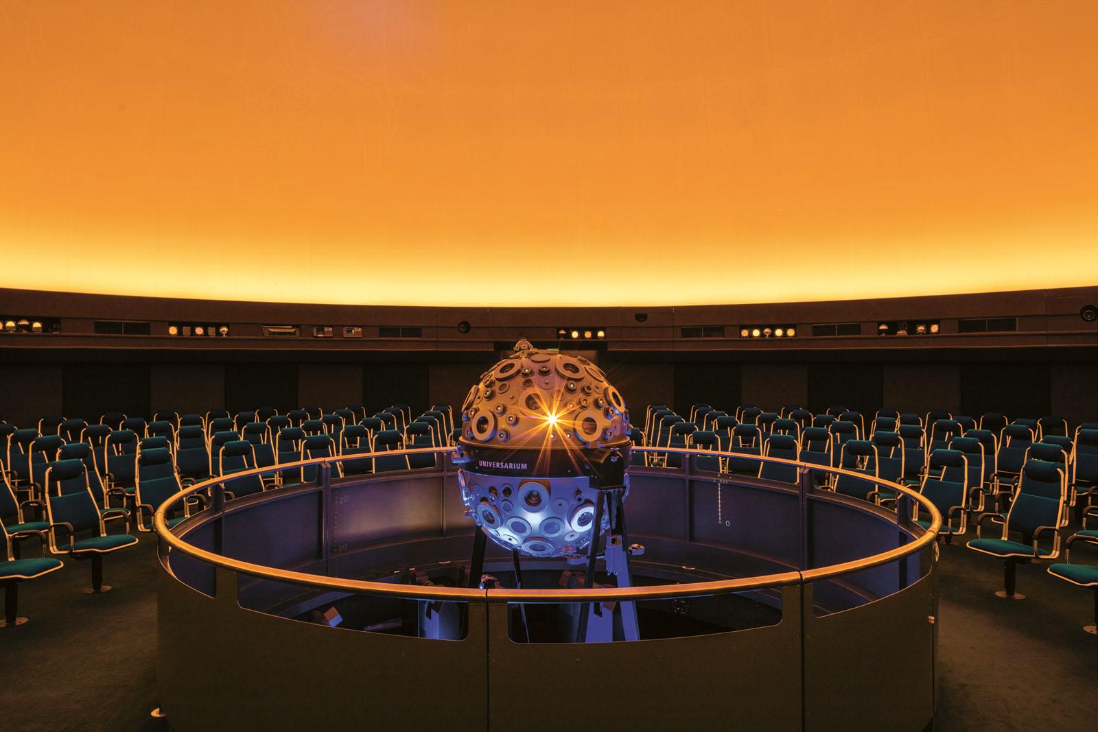 Lange Nacht der Museen Stuttgart - Planetarium Kuppelsaal