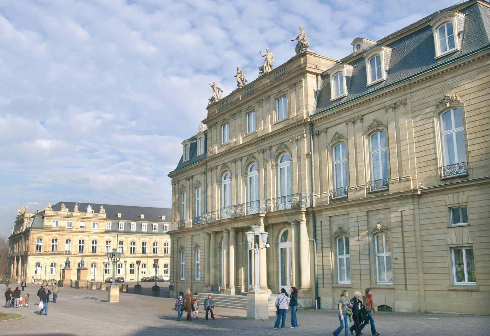 Lange Nacht der Museen Stuttgart - Stuttgart, Sehensw¸rdigkeiten und Denkm‰ler der Stadt