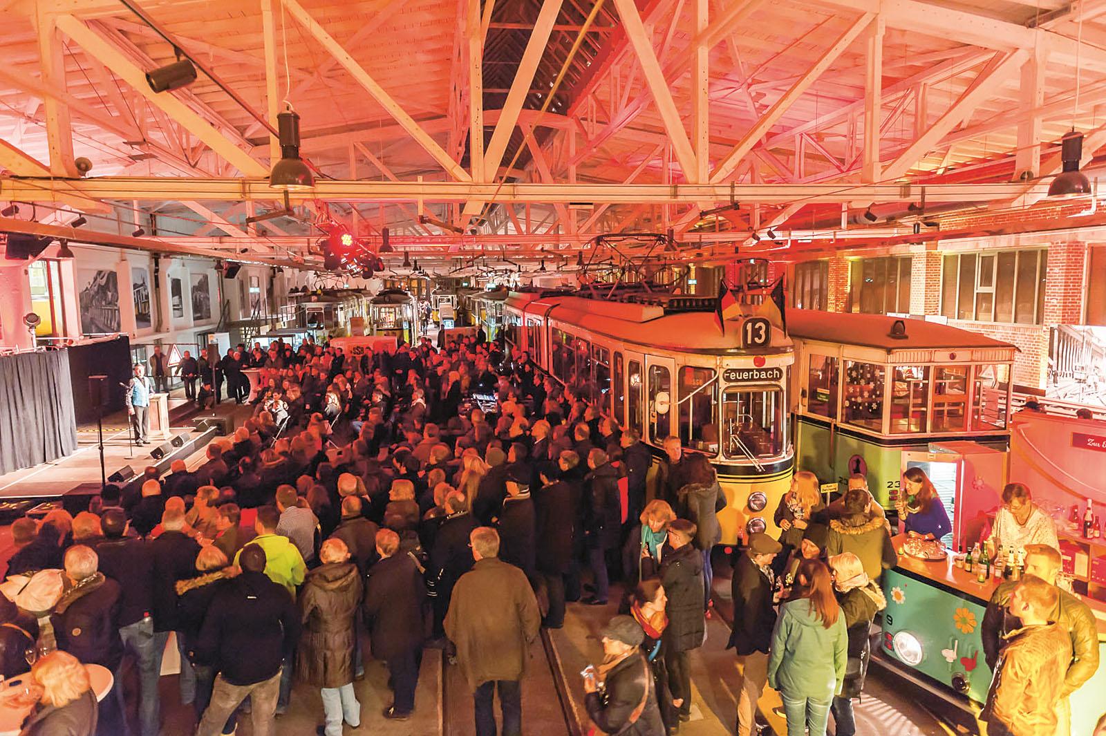 Lange Nacht der Museen Stuttgart - Strassenbahnwelt Aufmacherbild