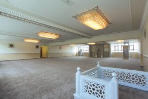 Lange Nacht der Museen Stuttgart - Stuttgarter Moschee Innenansicht