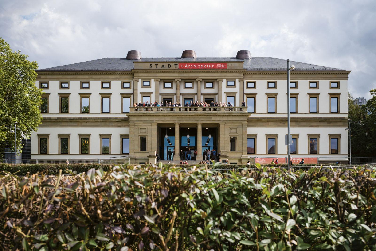 Lange Nacht der Museen Stuttgart - Wilhelmspalais Aufmacherbild