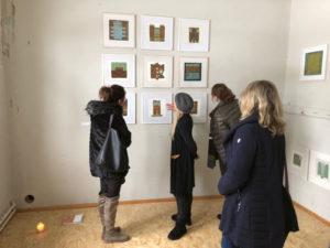 Lange Nacht der Museen Stuttgart - Ateliers im Westen_Christa Gipser