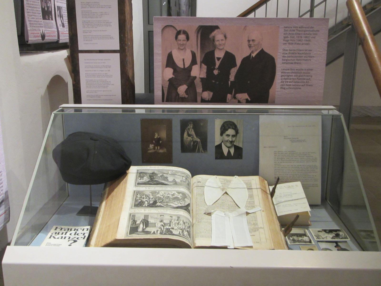 Lange Nacht der Museen Stuttgart - Stadtmuseum Bad Cannstatt Frauengeschichten